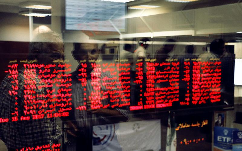شاخص بورس در جریان معاملات امروز ۲۲ شهریور ۹۹/ صعود ۲۷ هزار واحدی شاخص بورس