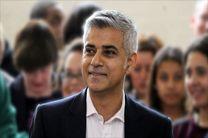 واکنش شهردار لندن به اظهارات توهین آمیز ترامپ
