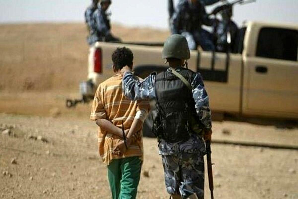 سرکرده بارز داعش در موصل بازداشت شد