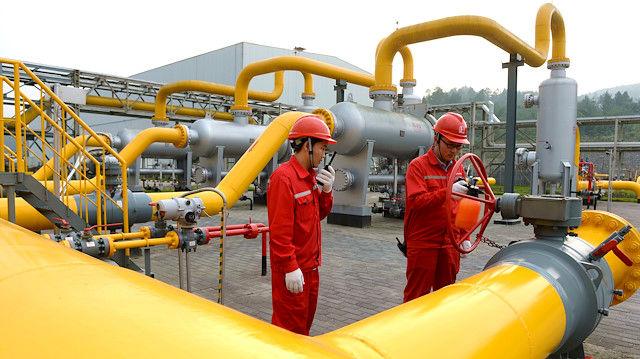چین از کشف میدان گازی جدید در استان سین کیانگ خبر داد