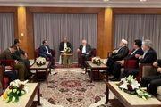 سخنگوی انصارالله یمن با ظریف دیدار کرد