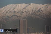 وضعیت قرمز آلودگی هوا در ۱۹ ایستگاه سنجش کیفیت هوا
