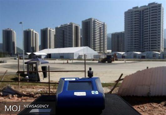 در فاصله ۳ روز مانده تا شروع المپیک هوای ریو آلوده و مرگبار است