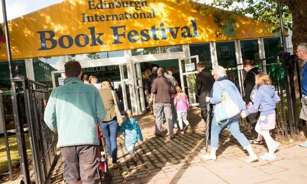 حضور چهرههای سرشناس در جشنواره کتاب ادینبورگ