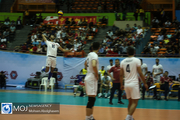 گزارش بازی والیبال ایران و چین تایپه/  ایران 3 چین تایپه 0