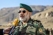 آمادگی نیروهای مسلح در تمامی مرزهای کشور بالاست