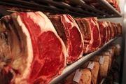توزیع هفت تن گوشت گرم در 19 واحد صنفی