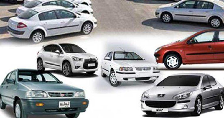قیمت خودروهای داخلی 6 آذر 97 اعلام شد
