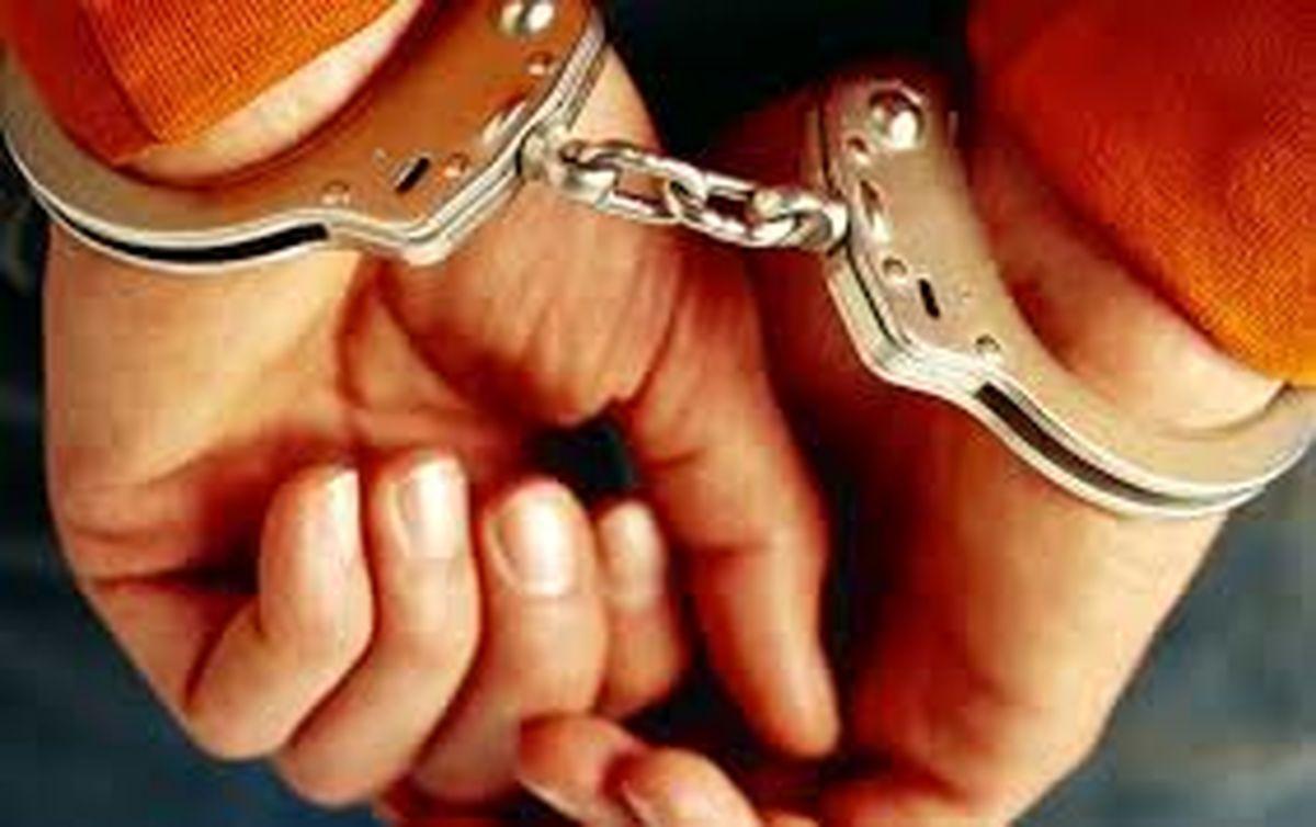 سارقان حرفهای سیم برق در تنکابن دستگیر شدند