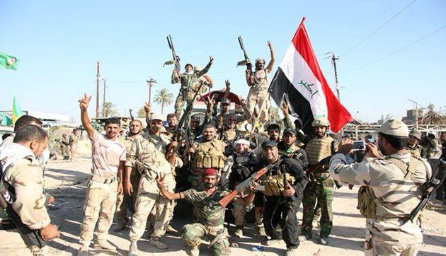 انبار سلاح تروریستها در موصل کشف شد