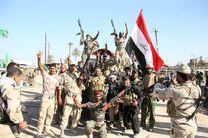 استقرار نیروهای حشدالشعبی عراق در استان کرکوک