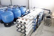 بهره برداری از سه دستگاه آب شیرین کن در غرب هرمزگان