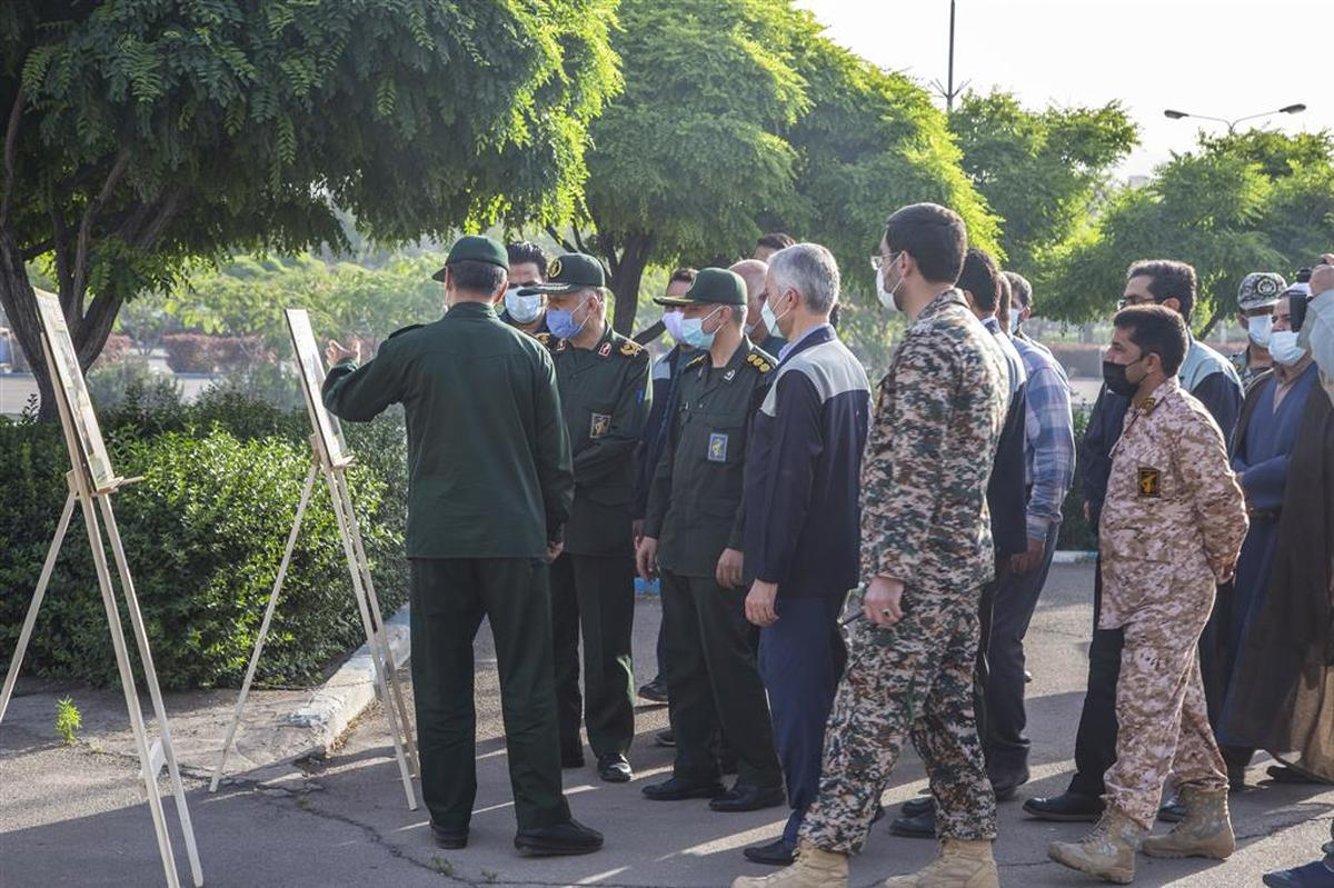 آیین گرامیداشت سالروز فتح خرمشهر و رونمایی از سه اثر فرهنگی دفاع مقدس
