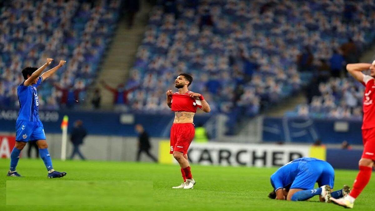 میلاد سرلک به عنوان بهترین بازیکن لیگ قهرمانان آسیا انتخاب شد