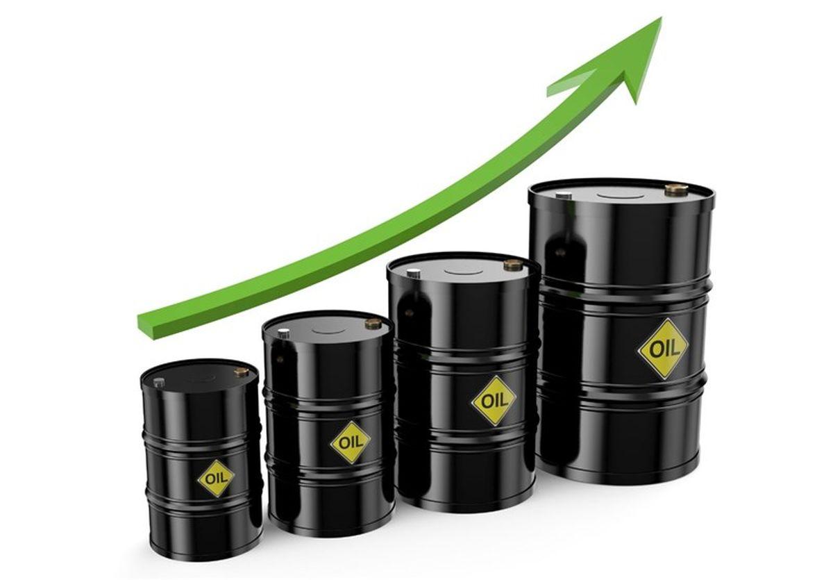 رکوردشکنی سه ساله قیمت نفت در بازار جهانی