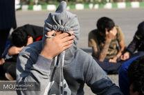 توزیع کننده مواد مخدر اردکان حین ارتکاب جرم دستگیر شد