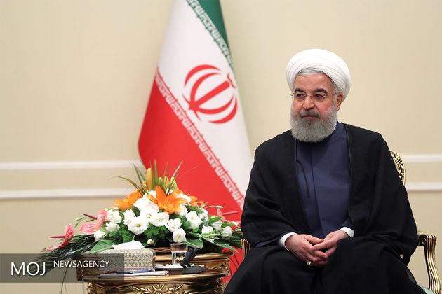 روحانی پیروزی اردوغان در انتخابات ترکیه را تبریک گفت