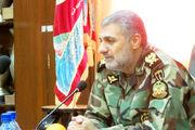 نیروی مسلح و ارتش تمام قد در مقابل هر تهدیدی ایستاده است