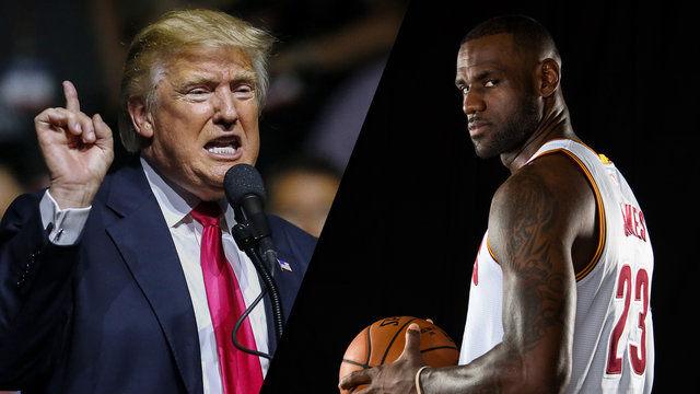 ترامپ از ورزش برای ایجاد تفرقه بین آمریکاییها استفاده میکند