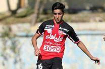 باشگاه پرسپولیس با احسان حسینی تمدید کرد