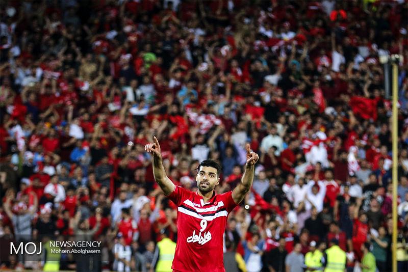 طارمی: پرسپولیس تیم اول پایتخت است/ لخویا بهتر از الهلال نیست