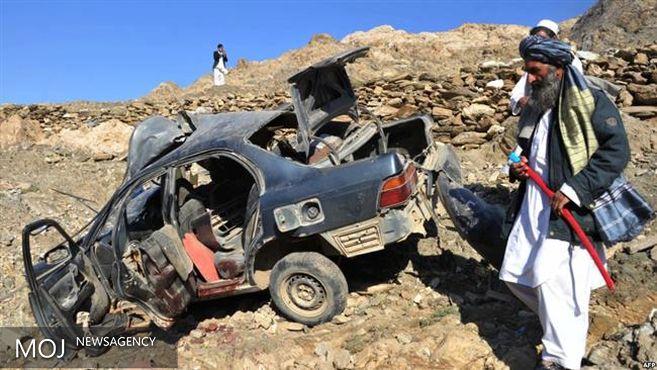 انفجار بمب در افغانستان ۱۱ کشته بر جای گذاشت