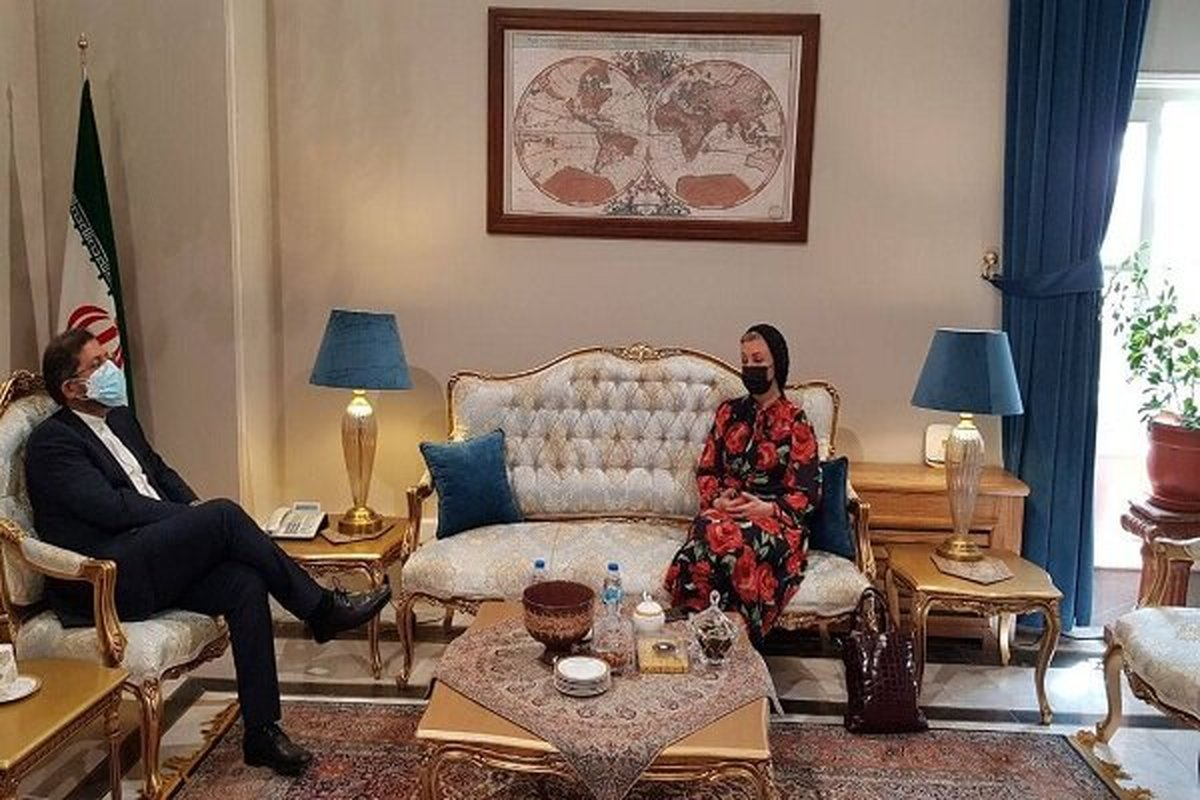 تاکید ایران و روسیه بر گسترش همکاری های فرهنگی و رسانهای