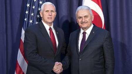 نخست وزیر ترکیه خواستار ایجاد منطقه امن در سوریه شد