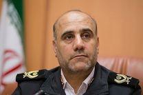 عامل شهادت مامور نیروی انتظامی دستگیر شد