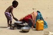 آمار نگران کننده سوتغذیه در شرق آفریقا