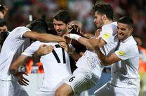ایران 2-الجزایر1/ رونمایی یک نیمه ای از خط حمله ایران در جام جهانی