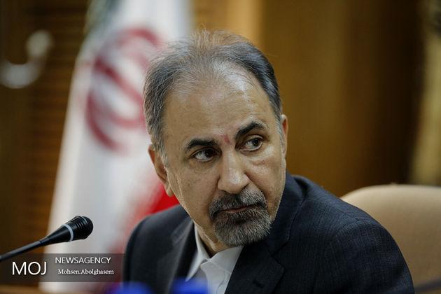 شهردار تهران تماشاگر ویژه دربی 86 شد