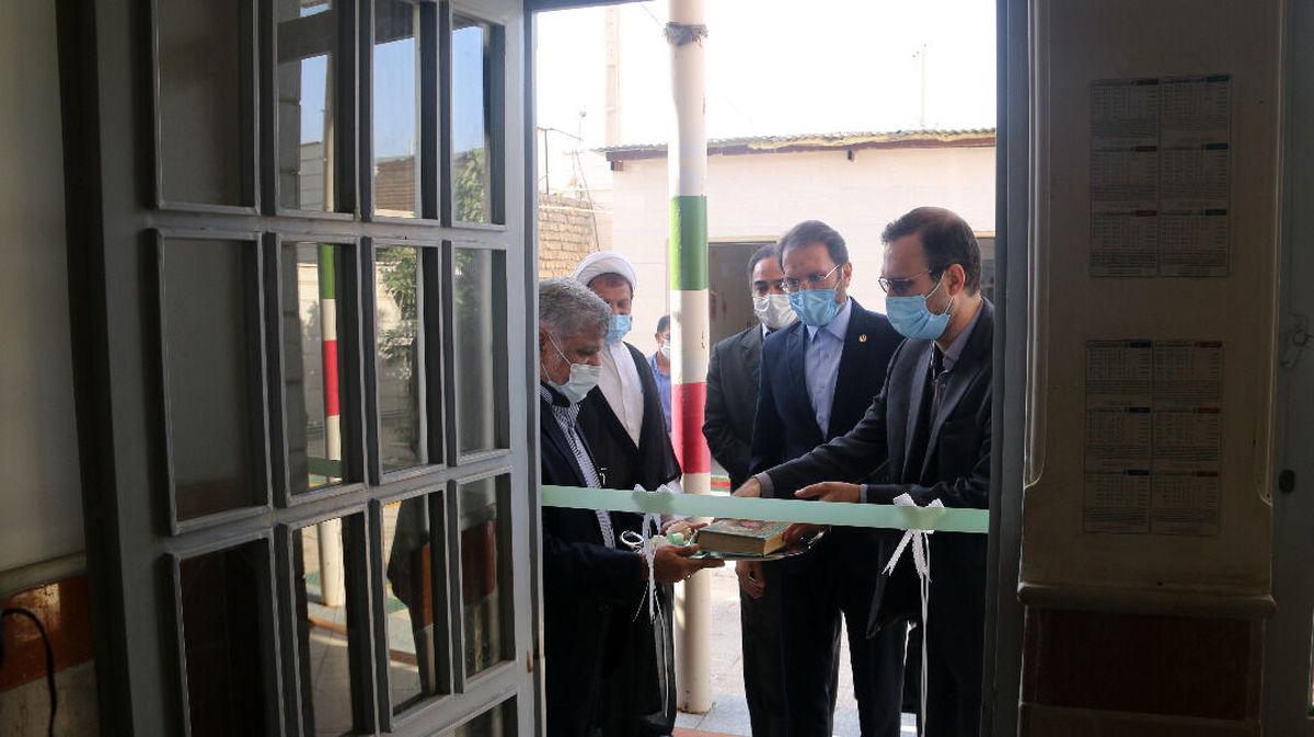 اداره بهزیستی شهرستان جعفرآباد قم افتتاح شد