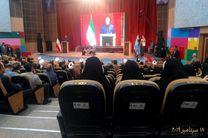 رئیس جدید دادگستری کرمانشاه معرفی شد
