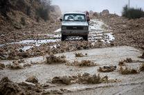 جاده های فارس باز است/ خسارت به راه های روستایی