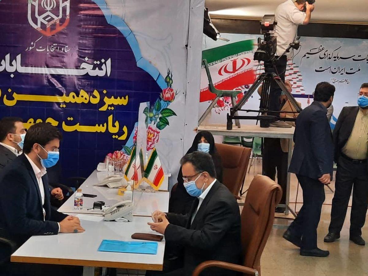 مصطفی تاجزاده در انتخابات ریاست جمهوری ثبت نام کرد