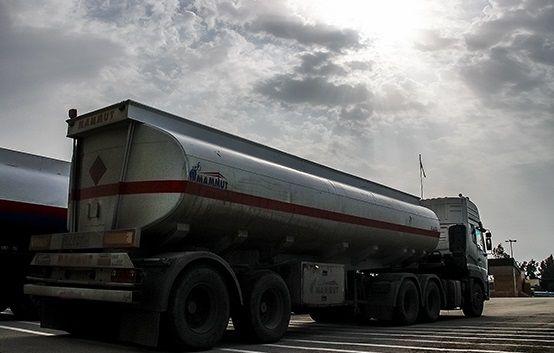 کشف 30 هزار لیتر سوخت قاچاق از یک کامیون در میناب