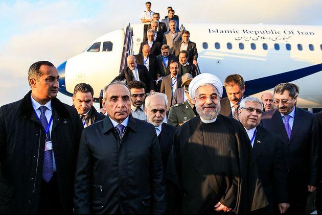 نهایی شدن قرارداد خط ریلی ایران و آذربایجان
