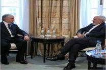 دیدار وزرای امور خارجه ایران و ارمنستان در حاشیه کنفرانس امنیتی مونیخ