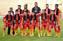 فولاد خوزستان مقابل سپیدرود رشت به برتری رسید