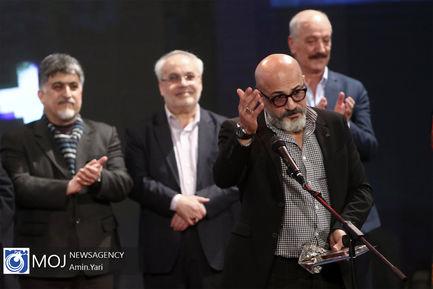 اختتامیه سی و هشتمین جشنواره فیلم فجر= امیر آقایی