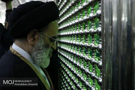تجدید میثاق کارکنان وزارتخانه های کشاورزی،خارجه،علوم و بیمه مرکزی با آرمان های امام (ره)