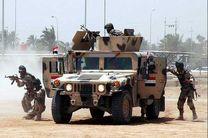 شهر راهبردی القیاره عراق در آستانه آزادی قرار دارد