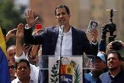 گوآیدو از عزم خود برای اشغال کاخ ریاست جمهوری خبر داد