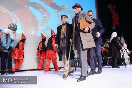 جشن نوروزگان خانه تئاتر