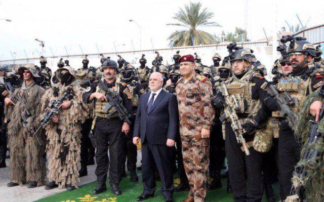 نخستوزیر عراق آزادی تلعفر و پاکسازی کامل استان نینوا را اعلام کرد