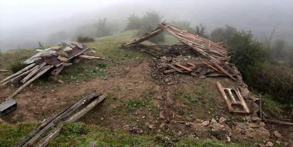 آزادسازی 5 هکتار اراضی موقوفات بندپی از چنگال متجاوزان