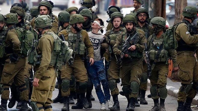 بازداشت 6000 کودک فلسطینی توسط رژیم صهیونیستی از سال 2015