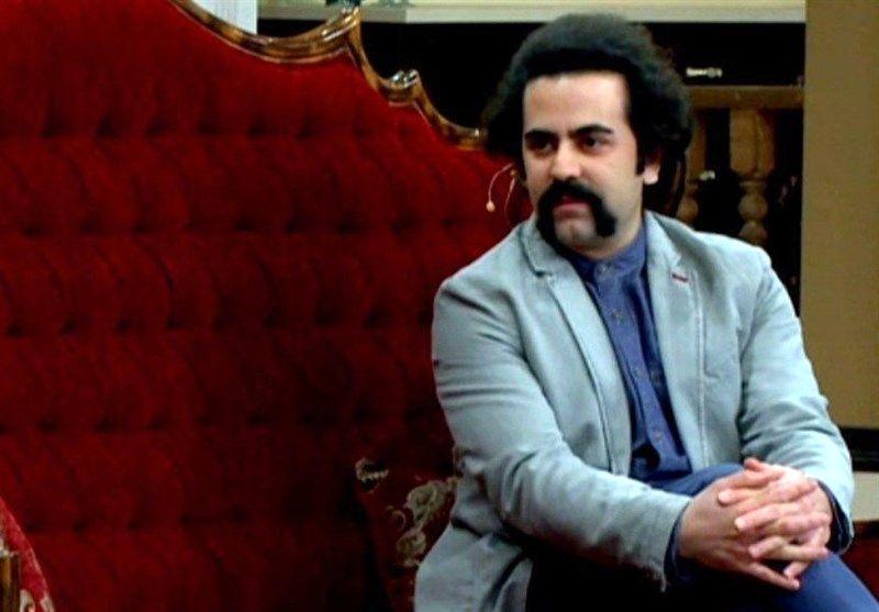 دورهمی مهران مدیری با خواننده گروه پالت