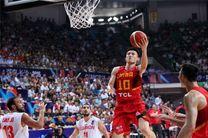 سرمربیان تیم ملی بسکتبال چین انتخاب شدند
